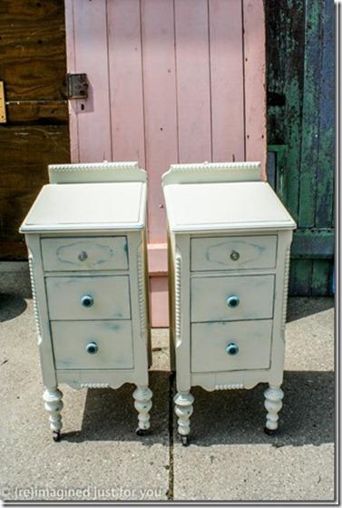 antique nightstands