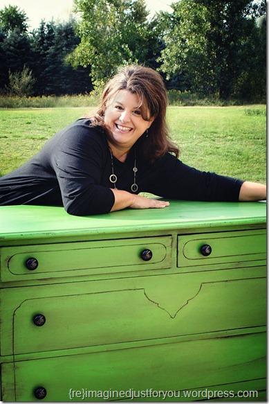 green dresser promo